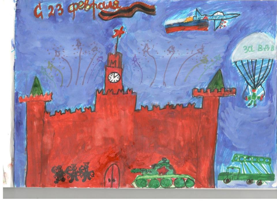 Красная площадь картинки для детей нарисованные, открытки днем