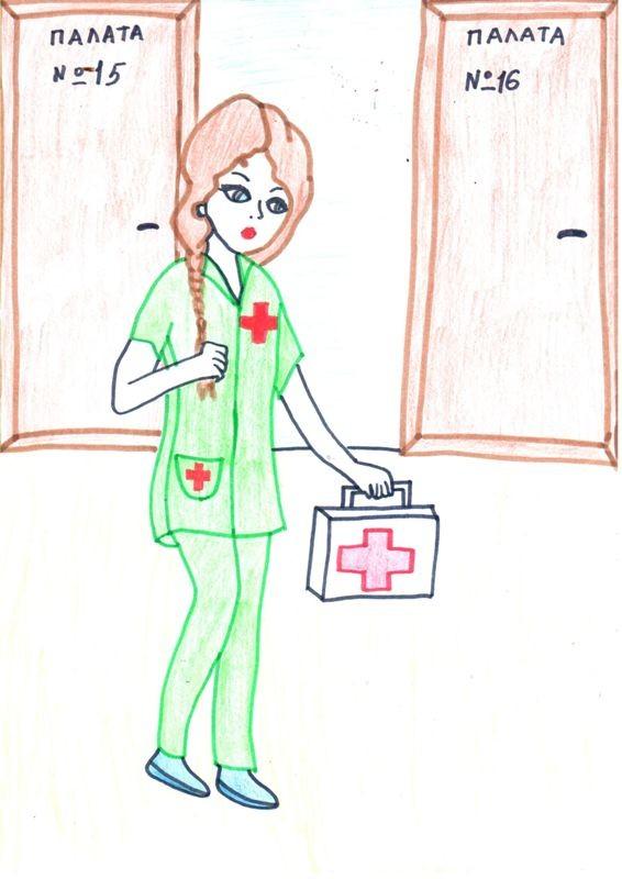 Картинки на тему моя мама медсестра