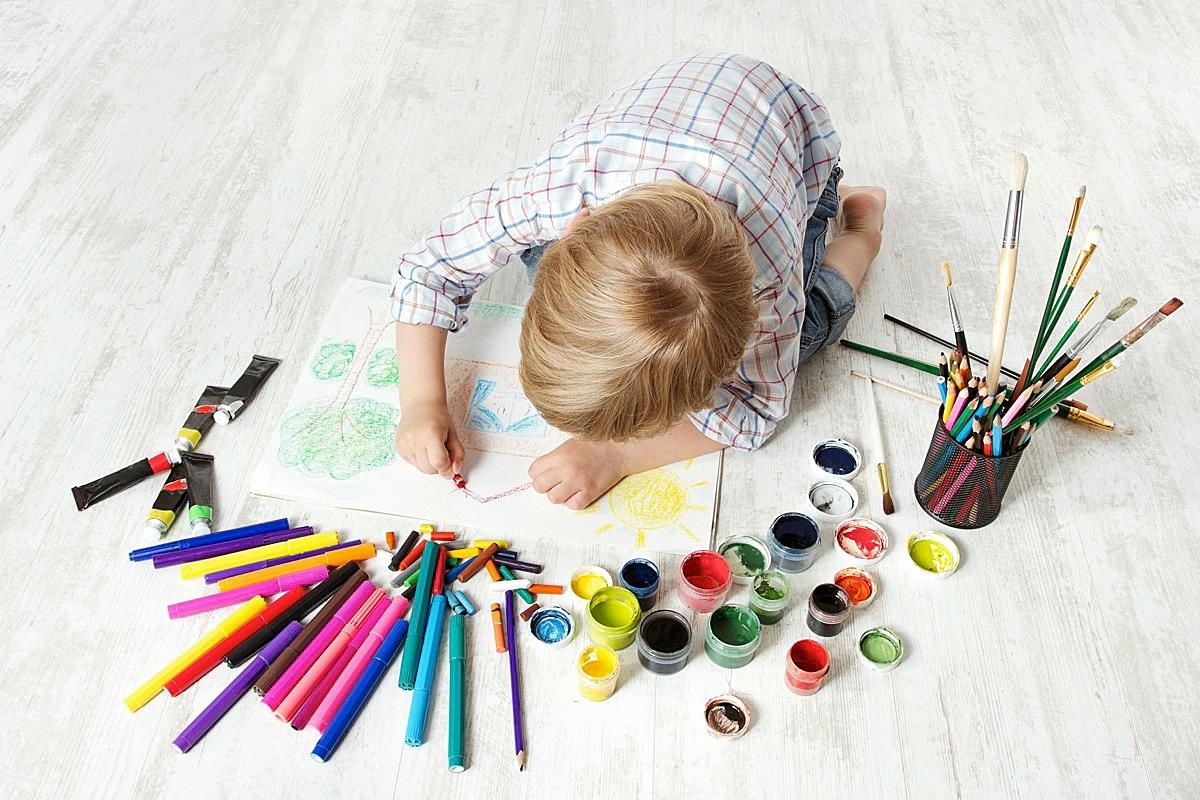 Раскраски, рукоделие, шитье