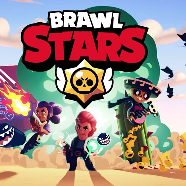 "Конкурс рисунка - ""Герои Brawl Stars"""