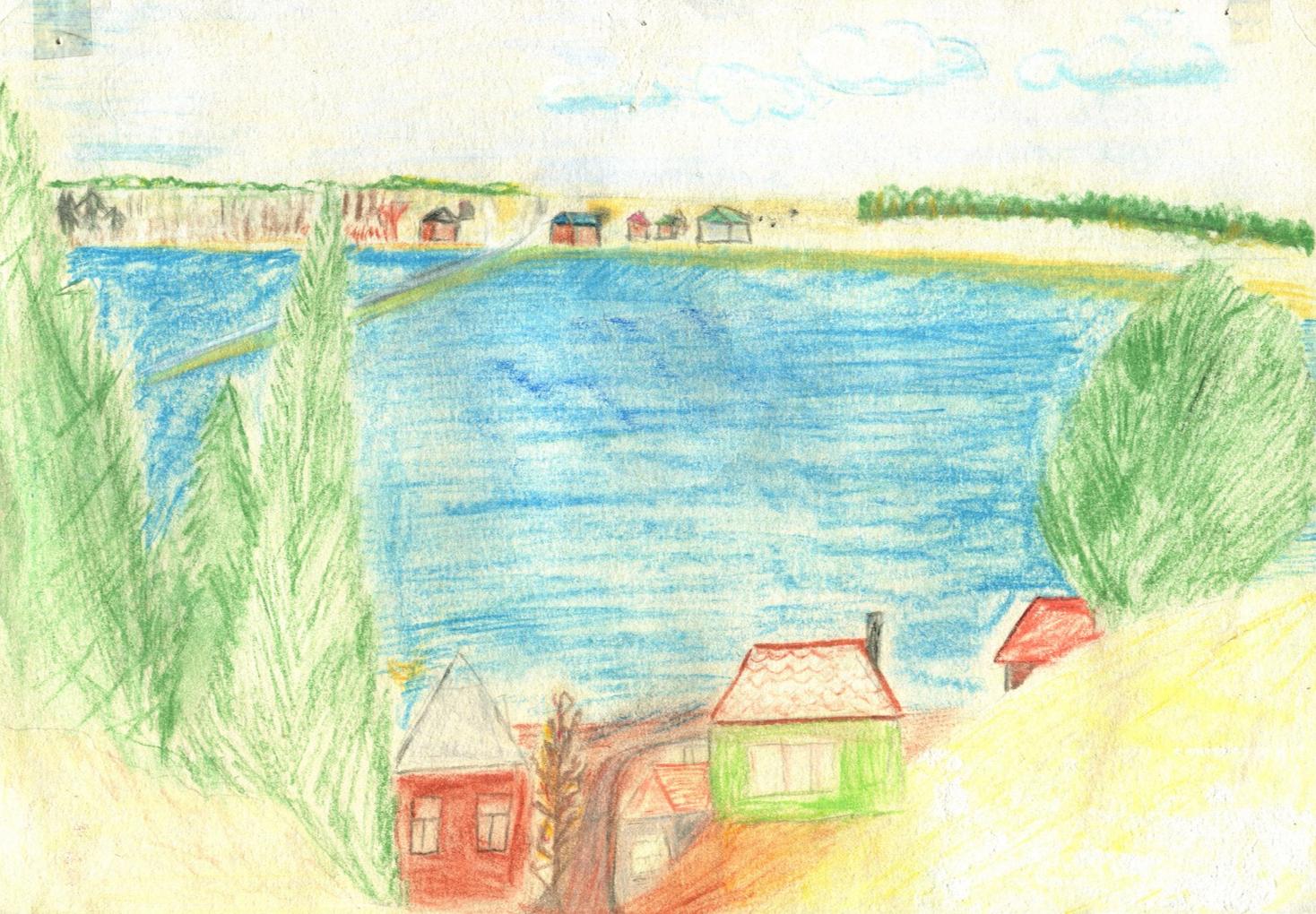Картинки мое любимое село