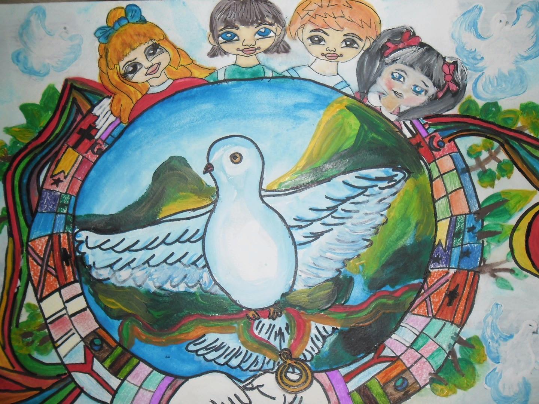 Картинки про мир и землю